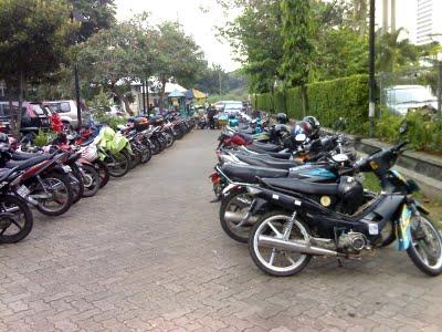 Putusan PK MA Soal Parkir Mengikat Personal