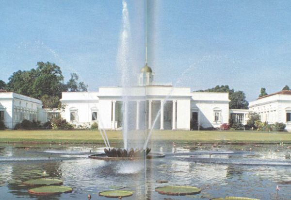 Open House Istana Bogor