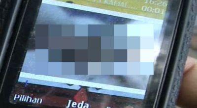 Video Adegan Syur Siswi SMP Beredar