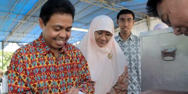 Nur Mahmudi Digoyang Isu Pemilukada Ulang