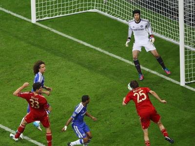 Video Gol-gol di Laga Final Liga Champions