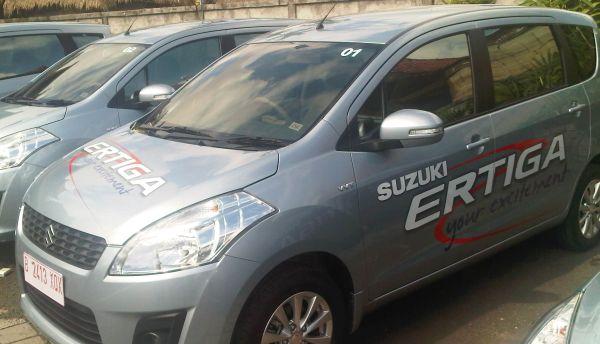 Di Jawa Timur, Suzuki Ertiga Inden Hingga Januari 2013