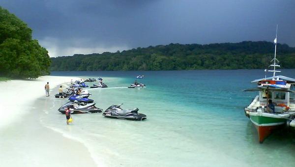 Wisata Tanjung Lesung Bakal Bertaraf Internasional