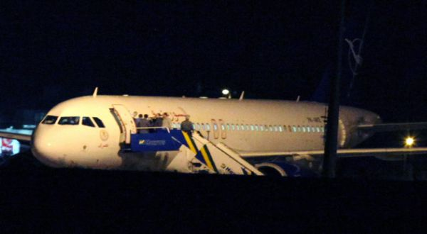 Penumpang Pesawat Suriah Dipukuli?