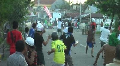 Mahasiswa Tawuran di Ternate, Puluhan Orang Luka