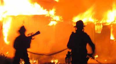 Ratusan Kios Pasar Baturaja Hangus Terbakar