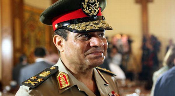 Pemimpin Militer Mesir Bantah Maju sebagai Presiden