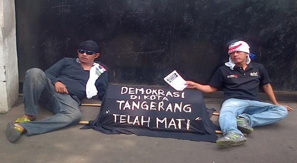 Kisruh Pilkada Kota Tangerang Sampai ke Jakarta