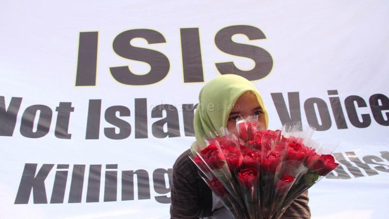Kiai Gaul Diterjunkan untuk Hadang ISIS