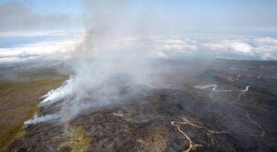 53 Titik Api, Kebakaran Hutan di Riau Makin Parah