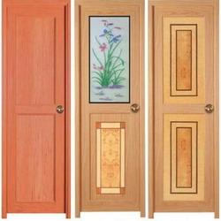 Pintu Plastik dan PVC pun Cocok untuk Kamar Mandi