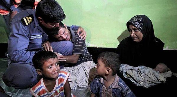 OKI Desak Penyelidikan Pembantaian Muslim Myanmar
