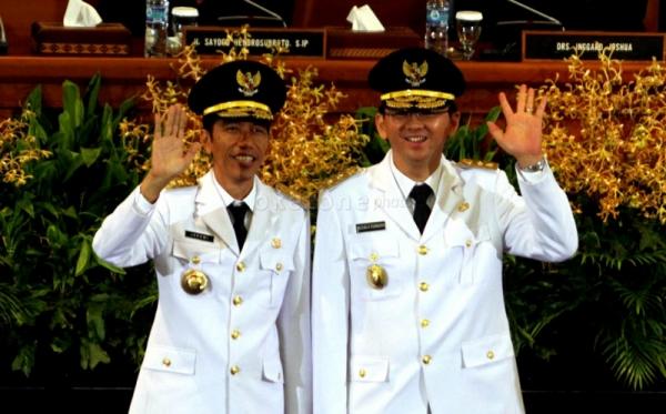 30 Hari Memimpin, Apa Saja Kerja Jokowi-Ahok?