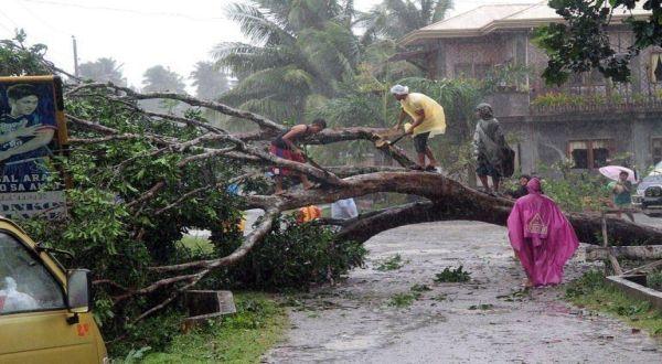 Topan Mematikan di Filipina Itu Bernama Bopha