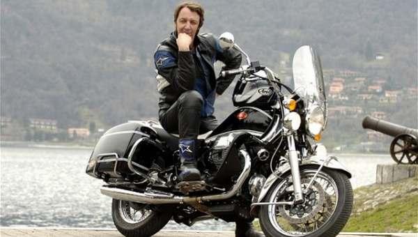 Jurnalis Inggris Tewas saat Uji BMW R1200GS
