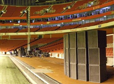 Menyimak Masalah Akustik dan Stadion