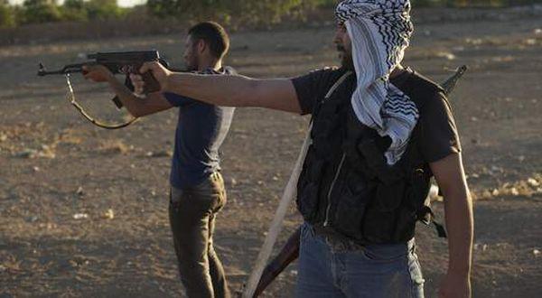 Pertempuran di Suriah Dibantu Ratusan Warga Eropa