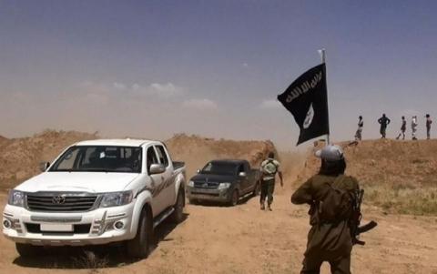 ISIS Eksekusi 217 Orang Selama Sembilan Hari
