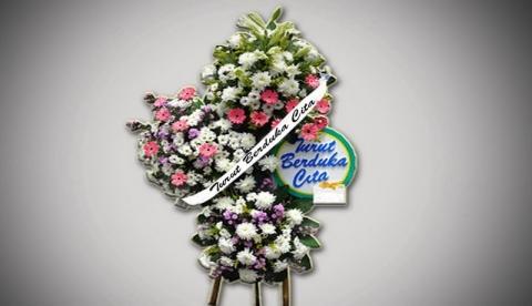 Jenazah Istri Yudi Latief Dikebumikan di Tasikmalaya