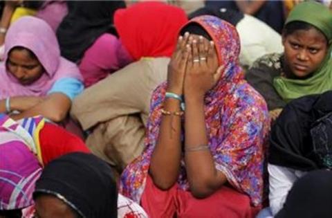 Pengungsi Rohingya Mimpikan Negaranya seperti Indonesia
