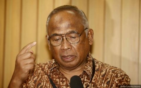 Ruki Hakim Haswandi Porakporandakan Penegakan Hukum