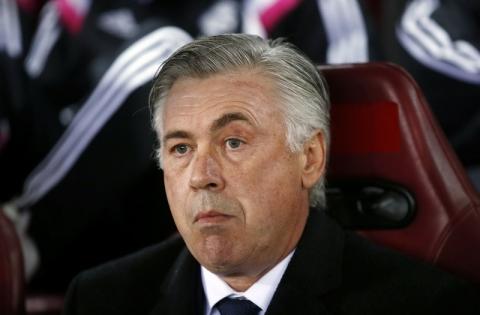 Madrid Resmi Pecat Ancelotti