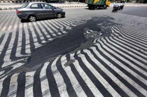 Gelombang Panas di India Ancam Eropa