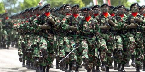 Pansel Persilakan Pensiunan TNI Daftar Capim KPK