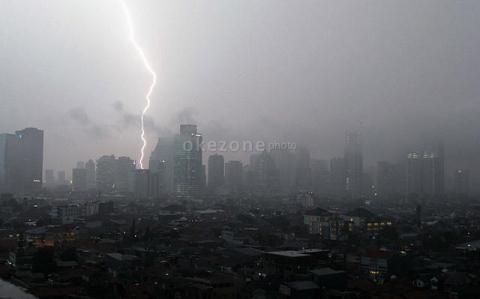 BMKG Aliran Udara Panas Sulit Terjadi di Indonesia