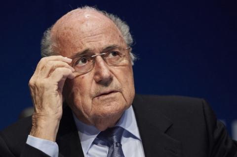 Blatter Adakan Rapat Darurat FIFA