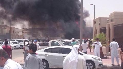 Bom Meledak di Arab Saudi Dua Orang Tewas