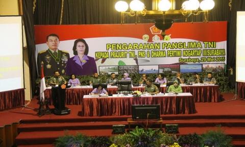 Panglima TNI Kalau Mau Pakai Jilbab Pindah ke Aceh