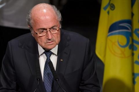 Blatter Jadi Presiden UEFA Keluar dari FIFA