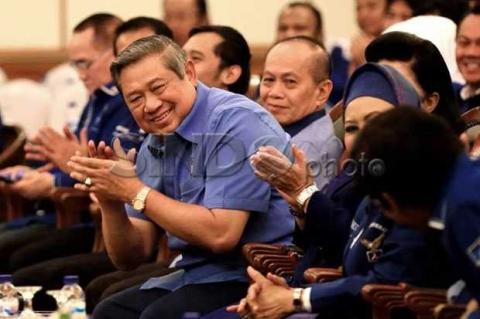 SBY Tunjuk Pengurus Demokrat seperti Rombak Kabinet