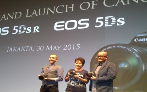 Resmi Meluncur di Indonesia Ini Harga Canon EOS 5DS  5DSR