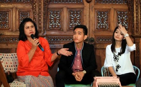 FX Rudi Pernikahan Putra Jokowi Pakai Uang Pribadi