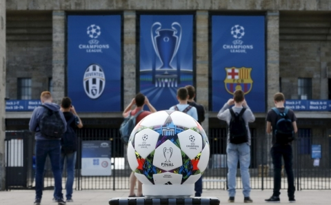 Juventus Butuh Air Suci untuk Hentikan Barcelona