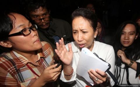 Dituding Menjelekkan Jokowi Ini Kata Menteri Rini