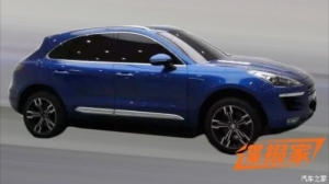 "Porsche Gugat Perusahaan Mobil China karena ""Jiplak"" Macan"
