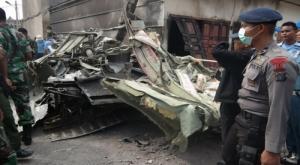 Gubernur Sumut Bantu Evakuasi Korban Hercules