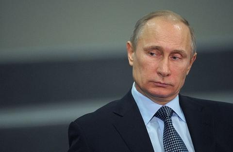 Putin Berdukacita atas Tragedi Hercules C 130
