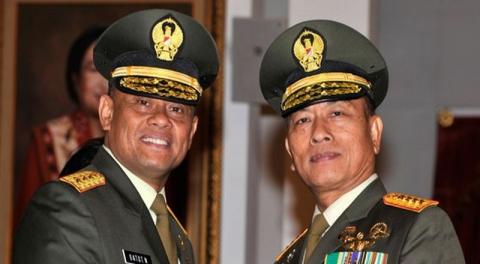 Tragedi Hercules Jadi Menu Tambahan Uji Kelayakan  Kepatutan Jenderal Gatot