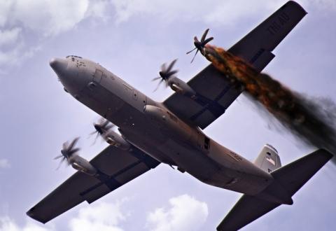 Pesawat Hercules C130 Tak Dilengkapi iBlack Boxi