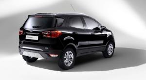 """Ford EcoSport Tampil """"Mungil"""" dengan Fitur Baru"""