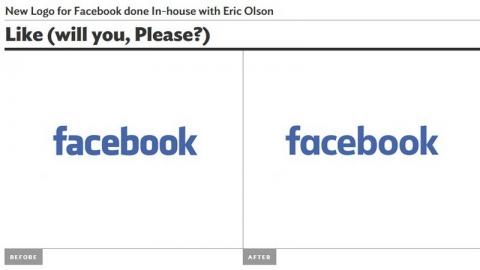 Lewat Twitter Facebook Ungkap Logo Baru