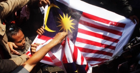 Kritik Pemerintah Malaysia Kartunis Diancam 43 Tahun Penjara