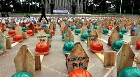 PHK Besarbesaran Hantui Industri Indonesia