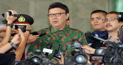 Sibuk Jelekkan Menteri Lain Mendagri Cari Muka ke Jokowi