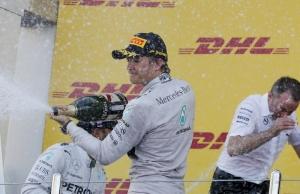 Rosberg Sangsikan Performa W06 Hybrid