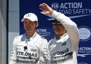 Mercedes Lanjutkan Dominasi di Sesi Kualifikasi